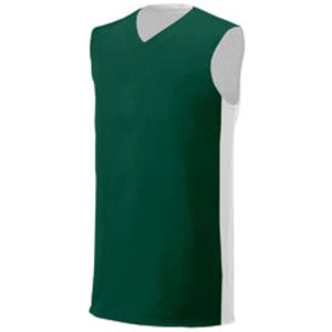 Youth Reversible Moisture Management Muscle Shirt Thumbnail