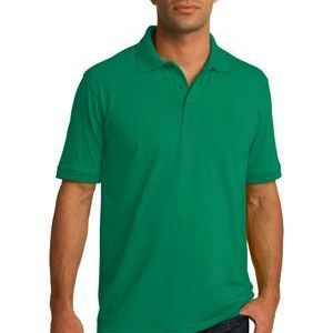 Core Blend Jersey Knit Polo Thumbnail