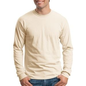 Ultra Cotton ® 100% Cotton Long Sleeve T Shirt Thumbnail