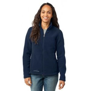Ladies Full Zip Fleece Jacket Thumbnail