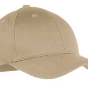 Youth Six Panel Twill Cap Thumbnail