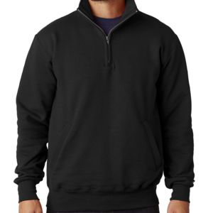 Adult Double Dry Eco® 1/4-Zip Pullover Fleece Thumbnail
