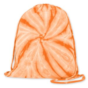 Dyenomite Fleece Drawstring Bag Thumbnail