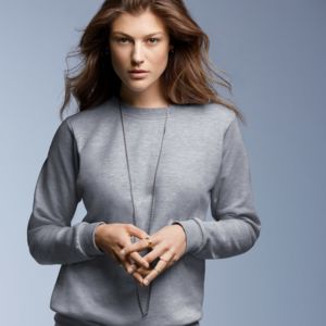 Ladies' Crew Neck Fleece Thumbnail