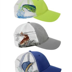 Mesh Back Wildlife Cap Thumbnail
