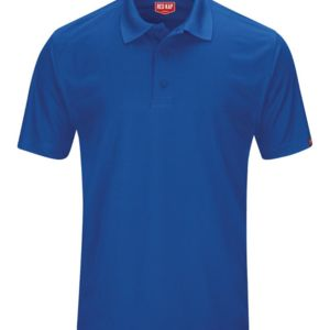 Short Sleeve Performance Knit Pocketless Core Polo Thumbnail
