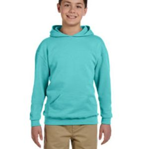 Youth 8 oz. NuBlend® Fleece Pullover Hood Thumbnail