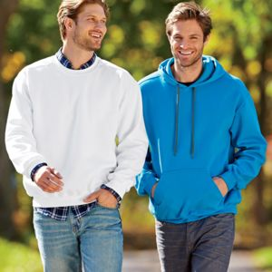 ® Premium Cotton® Adult Crew Neck Sweatshirt Thumbnail