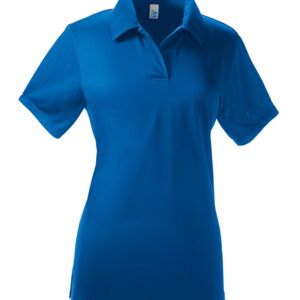 Ladies' Warp-Knit Performance Polo Thumbnail