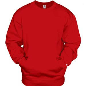 Adult Athletic Fleece Pocket Crew Thumbnail