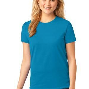 Ladies 5.4 oz 100% Cotton T Shirt Thumbnail